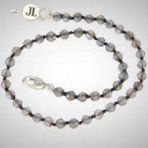 Facetted Labradorite Bracelet